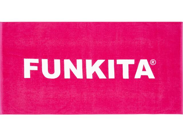 Funkita Towel Still Pink